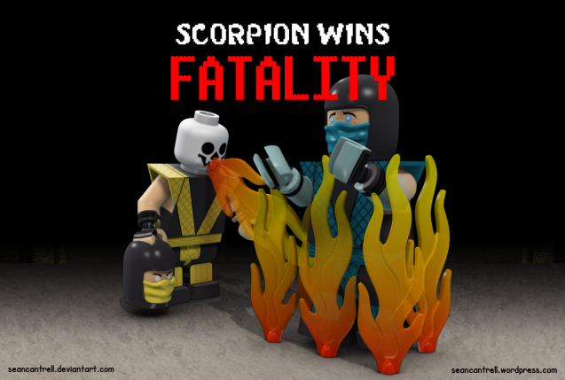 legoscorpion_fatality