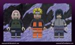 Lego Naruto Shippuden – Team 7