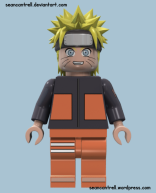 Lego Naruto
