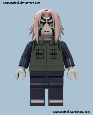 Lego Sakura - Hundred Technique
