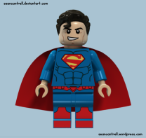 Lego Superman - New 52
