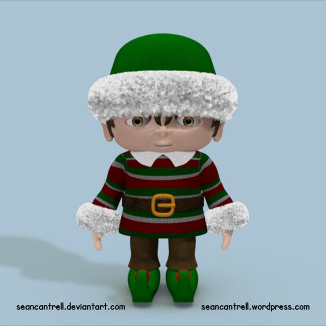 christmaself_front