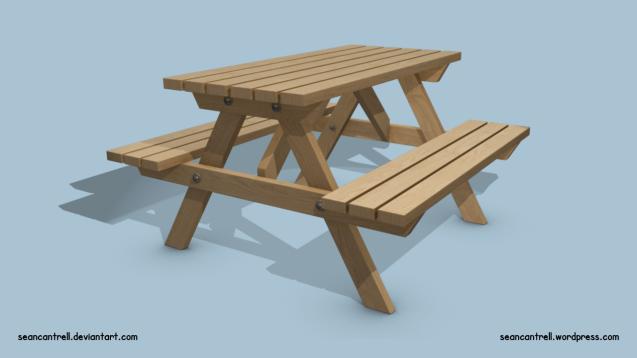 picnictable