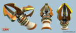 Skyward Sword – Claw Shot
