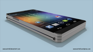 Phone Side View